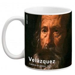 "VELÁZQUEZ, ""Cabeza de apóstol"", Mug"
