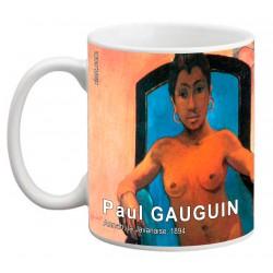 """Paul GAUGUIN. """"Annah, la Javanaise"""". Mug"""
