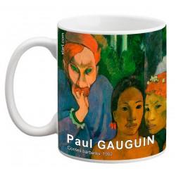 """Paul GAUGUIN. """"Contes barbares"""". Mug"""