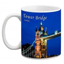 "LONDRES. ""Tower Bridge"". Mug"
