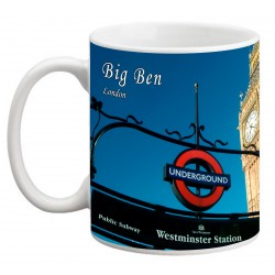 "LONDRES. ""Big Ben"". Mug"
