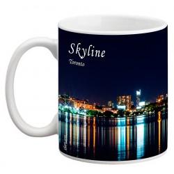 """TORONTO. """"Skyline"""". Mug"""
