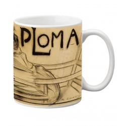 """Ramón CASAS, """"Pel i Ploma"""" Mug"""