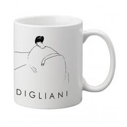 """MODIGLIANI, """"Anna Akhmatova"""". Mug"""