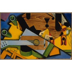 JUAN GRIS. Still Life with a Guitar