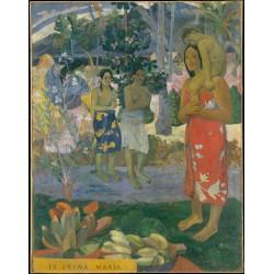 GAUGUIN. La Orana Maria