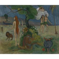 GAUGUIN.Adam et Ève, o Le Paradis Perdu