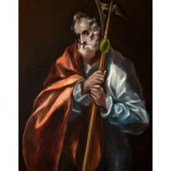 EL GRECO. San Judas Tadeo