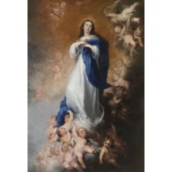 MURILLO, La Inmaculada Concepción de los Venerables, o de Soult