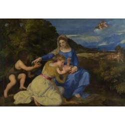 TIZIANO, Virgen Aldobrandini