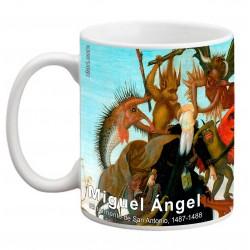 """MIGUEL ÁNGEL, """"El tormento de San Antonio"""". Mug"""