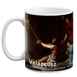"VELÁZQUEZ, ""Cristo contemplado por el alma cristiana"", Mug"