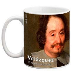 """VELÁZQUEZ, """"El barbero del Papa"""", Mug"""