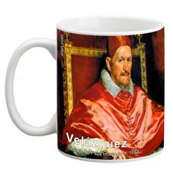 """VELÁZQUEZ, """"Retrato del Papa Inocencio X"""", Mug"""