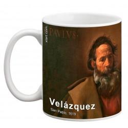 """VELÁZQUEZ, """"San Pablo"""", Mug"""