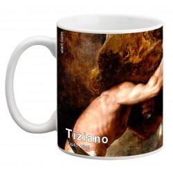 """TIZIANO, """"Sísifo"""" Mug"""