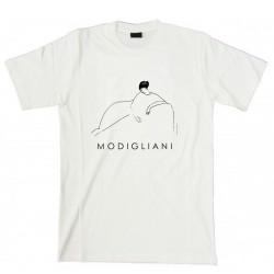 """T-Shirt MODIGLIANI, """"Anna Akhmatova"""""""