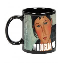 """Mug MODIGLIANI. """"Elvira"""""""
