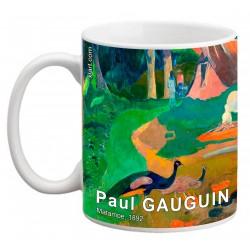 """Paul GAUGUIN. """"Matamoe"""". Mug"""