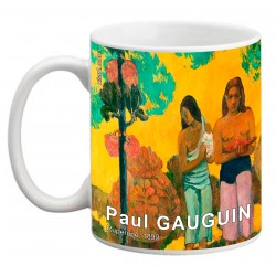 "Paul GAUGUIN. ""Ruperupe"". Mug"