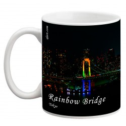 "TOKYO. ""Rainbow Bridge"". Mug"