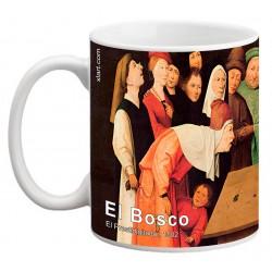 """EL BOSCO. """"El prestidigitador"""". Mug"""