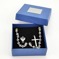 Rosario Blanco / White Rosary