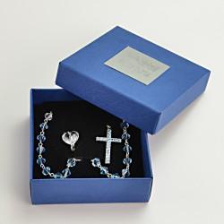 Rosario Azul / Blue Rosary