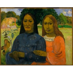 GAUGUIN. Two women